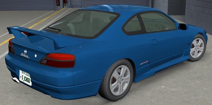 440 Mod Bussid Mobil Nissan Silvia S15 Terbaik